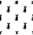 Peterbald icon in black style isolated on white vector image