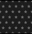 black denim jeans seamless pattern vector image