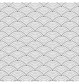 seamless fish scale vector image