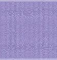 purple labyrinth texture background vector image