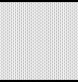 simple pattern with chains black and white vector image vector image