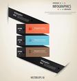 Infographics minimal 2 vector image