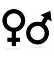 Sex Symbols vector image