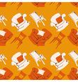 furniture pattern vector image