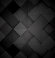 Technology Seamless Dark Pattern vector image vector image