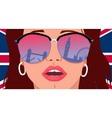 Visit London Learn English vector image