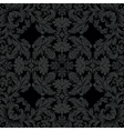 dark retro background vector image vector image