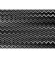 Dark abstract wavy background vector image vector image
