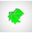 Ecology and environment symbol vector image