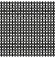 steel rods lattice vector image