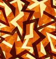 warm grunge seamless pattern vector image