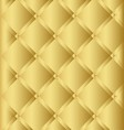 Gold Leather Texture Background vector image