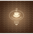 Coffeehouse vector image