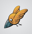 Tiny Bird vector image vector image
