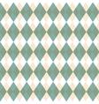 green geometric seamless pattern decorative vector image
