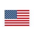 america usa flag vector image