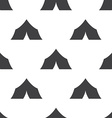 tent seamless pattern vector image