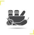 Spices icon vector image