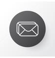 inbox icon symbol premium quality isolated vector image