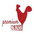 premium chicken1 resize vector image