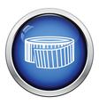 Measure tape icon vector image