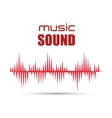 music sound design vector image