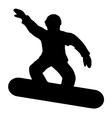 Snow Board vector image