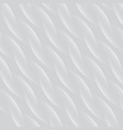 abstract spiral pattern white and gray vector image