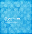 Retro Paper Textured Background vector image