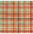 Abstract seamless tartan pattern vector image