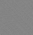 Seamless Black Stripe Background vector image