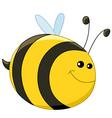 Baby bee vector image