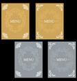 menu18 vector image