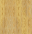 bamboo wood texture vector image