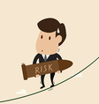 Risk Management concept vector image vector image