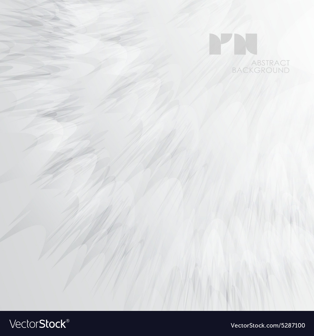 Abstract background with a white light blur vector