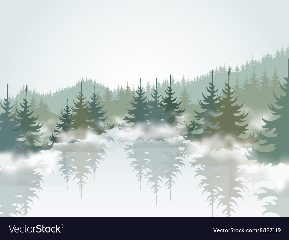 Forest3 vector