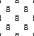 car top seamless pattern vector image