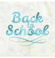 Back to School EPS 10 vector image
