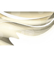 Abstract beige background with wave vector image