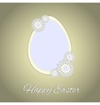 HappyEaster2 vector image
