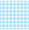 geometric blue seamless patterns Hexagon vector image
