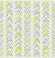 tiny herringbone and rectangles line seamless vector image