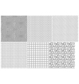 The texture of paving slabs vector image