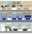 Laboratory  Science lab vector image