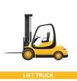 Lift Truck vector image