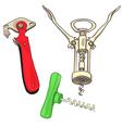 openers vector image