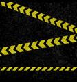 asphalt lines background vector image