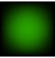 Green Black Square Gradient Background vector image