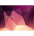 Abstract Angular Background vector image